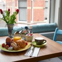Bed & Breakfast Hotel Malts, hotel in Haarlem