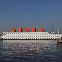 Viesnīca Botel Amsterdamā