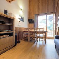 Résidence Aiguille Lodge, hôtel à Les Deux Alpes