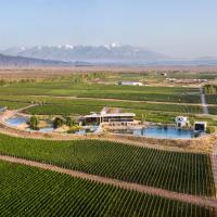 Casa de Uco Vineyards and Wine Resort, hotel in Los Árboles