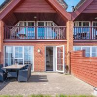 Three-Bedroom Holiday home in Rømø 5, hotel in Bolilmark