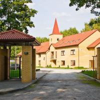 Uroczysko Porszewice – hotel w mieście Pabianice
