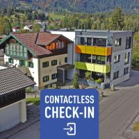 Alpenapart Singer - contactless check-in