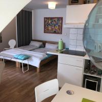 Studio Ochsenfurt mit sonnigem Balkon, Hotel in Ochsenfurt