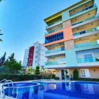 Duplex Apartment on the Beach, отель в городе Аланья