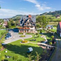 Willa Pod Kozińcem – hotel w Czarnej Górze