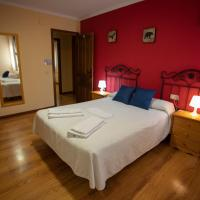 """Alojamiento Turístico """"El Torreón"""", hotel en Fresneda de la Sierra"""