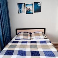 Квартира-студия с отличным видом на весь город Тобольск