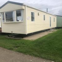 8 birth static caravan for rent sited on winkups towyn north wales also free wifi