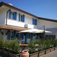 Villa Roma Holidays, hotell i Jesolo