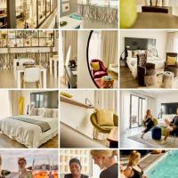 DysArt Boutique Hotel, hotel in Green Point, Cape Town