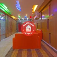 OYO 834 Shree Balaji Hotel, hotel en Faridabad
