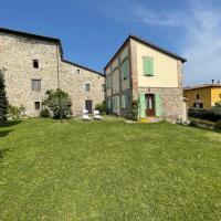 Rubbiano River Cottage, hotell i Solignano