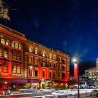 Hadley's Orient Hotel, hotel in Hobart