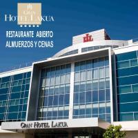 Gran Hotel Lakua, hotel near Vitoria Airport - VIT, Vitoria-Gasteiz