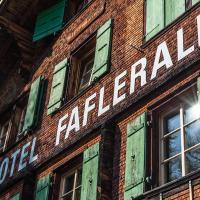 Hotel Fafleralp, hotel in Blatten im Lötschental