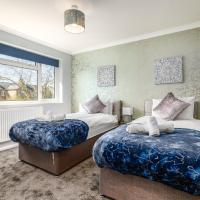 Central Bedford Brand New ENTIRE House - Contractor & Leisure - FREE Parking by ComfyWorkers