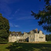 Château Des Briottieres, hôtel à Champigné