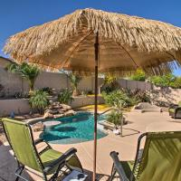Goodyear Getaway with Outdoor Oasis and Grill!