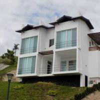 BRISA JAMA espectacular casa frente al mar., hotel em Jama