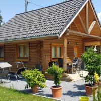 Holzblockhaus in Schiefling, Hotel in Schiefling am Wörthersee