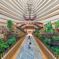PARKROYAL COLLECTION Marina Bay SGClean and Staycation Approved, hotel in Singapore