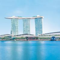 Marina Bay Sands (SG Clean), hotel in Singapore