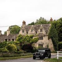 The Double Red Duke, Cotswolds, hotel in Clanfield