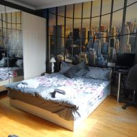 New York - guest room near the Airport, transport possibility