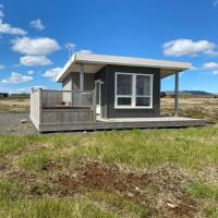 Blue View Cabin 3B With private hot tub, hotel in Reykholt