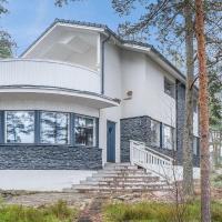 Holiday Home Pikku kartano, hotel in Västanfjärd