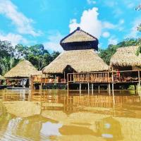 Cuyabeno River Lodge, hotel em Marian