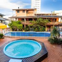 Pousada Costa Do Sol, hotel em Itapema