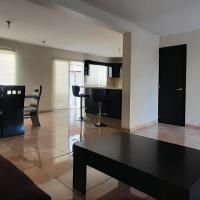 Renta Amplia casa 3rec c/s muebles. Res. Privado