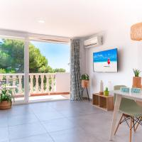 Top Apartment: Sea views, Terrace and Pool