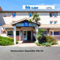 Ibis budget Béziers Est Mediterranée A9 / A75, hôtel à Béziers