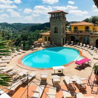 Villa La Malva, hotell i Poggio alla Malva