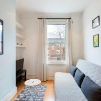 Bright & Cosy 1-Bed Apartment in Stoke Newington