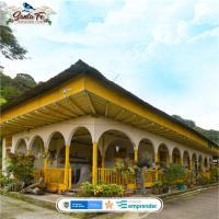 Santa Fe, Biodiversidad y Café, hotel in Pijao