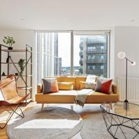 Chic 1 BDR wbalcony in Greenwich 7mins to st