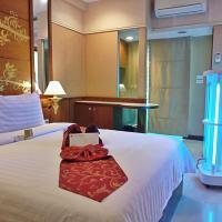 Mariya Boutique Hotel At Suvarnabhumi Airport, hotel in Lat Krabang