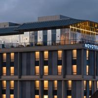 Novotel Annemasse Centre - Porte de Genève, hotel in Annemasse
