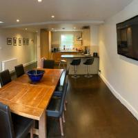 Luxury Central London 3 Bedroom Family House