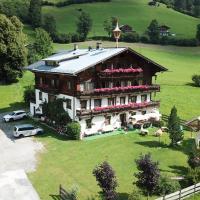 Pension Finkenhof, hotel in Wald im Pinzgau