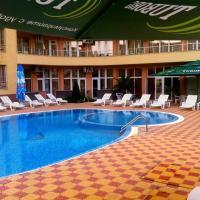 Beatris Family Hotel, hotel in Sunny Beach