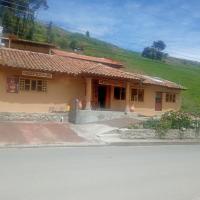 Hospedaje El Castillo INGAPIRCA, hotel em Ingapirca