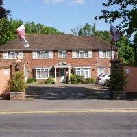 All Seasons Guest House, hotel dicht bij: Luchthaven London Gatwick - LGW, Horley