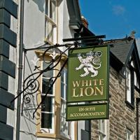 The White Lion Hotel, hotel in Machynlleth