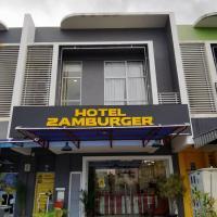 Hotel Zamburger Enstek