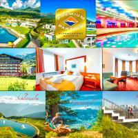 Hotel Germania Gastein inklusive Bergbahnen Sommer2021 und Eintritt in die Alpentherme, hotel in Bad Hofgastein